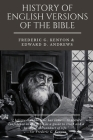 History of English Versions of the Bible Cover Image