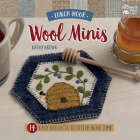 Lunch-Hour Wool Minis: 14 Easy Projects to Stitch in No Time Cover Image
