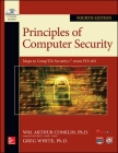 Principles of Computer Security (Official Comptia Guide) Cover Image
