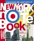 New York Notebook: A Blank Book with Useful Stuff in It Cover Image