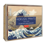 Hokusai Prints Note Cards: 12 Blank Note Cards & Envelopes (6 X 4 Inch Cards in a Box) Cover Image