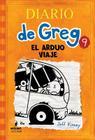 Diario de Greg 9: El Arduo Viaje Cover Image
