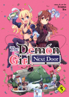 The Demon Girl Next Door Vol. 5 Cover Image