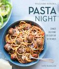 Pasta Night (Williams-Sonoma) Cover Image