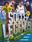 Soccer Legends 2022: The Top 100 Stars of the Modern Game Cover Image