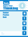 Daily Higher-Order Thinking, Grade 4 Sb Cover Image