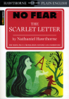 The Scarlet Letter (Sparknotes: No Fear) Cover Image