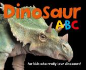 Dinosaur ABC: Board Book (ABC Books) Cover Image
