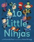10 Little Ninjas Cover Image