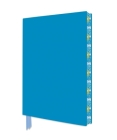 Direct Blue Artisan Notebook (Flame Tree Journals) (Artisan Notebooks) Cover Image
