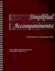 Simplified Accompaniments: 97 Hymns from the Hymnal 1982 Cover Image