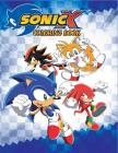 Sonic X Coloring Book: Coloring Book for Kids and Adults with Fun, Easy, and Relaxing Coloring Pages Cover Image
