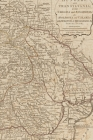 1789 Map of Hungary and Transylvania; with Croatia and Sclavonia - A Poetose Notebook / Journal / Diary (50 pages/25 sheets) Cover Image