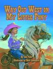 Way Out West on My Little Pony Cover Image
