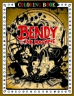 Bendy and The Ink Machine Coloring Book Cover Image