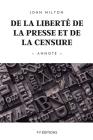 De la liberté de la presse et de la censure: Annoté Cover Image