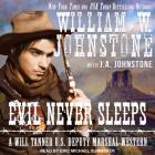 Evil Never Sleeps (Will Tanner #4) Cover Image