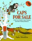 Caps for Sale (1 Hardcover/1 CD) [With Hardcover Book] (Reading Rainbow Books) Cover Image