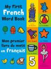 My First French Word Book Cover Image