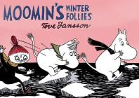 Moomin's Winter Follies Cover Image