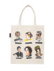 Punk Rock Authors Tote Bag Cover Image