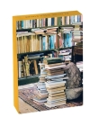 At Home with Books Classic Notecards Cover Image