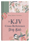 KJV Cross Reference Study Bible—Sage Songbird Cover Image