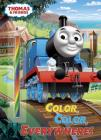 Color, Color, Everywhere! (Thomas & Friends) Cover Image