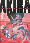 Akira Volume 1 Cover Image