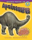 Apatosaurus (Smithsonian Prehistoric Zone (Library)) Cover Image
