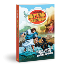 The Action Bible Anytime Devotions: 90 Ways to Help Kids Connect with God Anytime, Anywhere (Action Bible Series) Cover Image