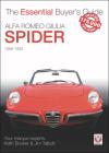 Alfa Romeo Giulia Spider:  The Essential Buyer's Guide Cover Image