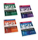 McGraw-Hill Education MCAT 2015 4-Book Value Pack, Cross-Platform Edition Cover Image