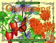 The 2022 Old Farmer's Almanac Gardening Calendar Cover Image