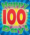 Happy 100th Day Motivational Stickers Cover Image
