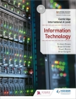 Cambridge International a Level Information Technology Cover Image