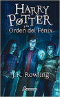 Harry Potter y La Orden del Fenix (Harry 05) Cover Image