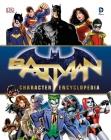 Batman Character Encyclopedia Cover Image