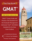 GMAT Prep Book 2020 and 2021: GMAT Study Guide and Practice Test Questions for the Graduate Management Admission Test, 3rd Edition [Updated for the Cover Image