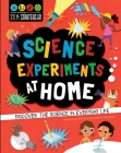 STEM Starters for Kids Science Experiments at Home: Discover the Science in Everyday Life Cover Image