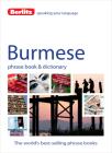 Berlitz Burmese Phrase Book & Dictionary Cover Image