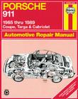 Porsche 911, 1965-1989 (Haynes Manuals) Cover Image