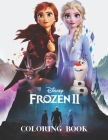 Frozen Coloring Book: Great Coloring Book for Kids and ADULT-Pages to Coloring- 40High Quality Cover Image