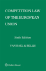 Competition Law of the European Union Cover Image