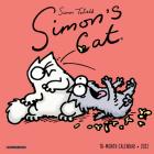 Simon's Cat 2022 Mini Wall Calendar Cover Image
