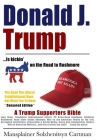 Donald J. Trump is kickin' @## on the Road to Rushmore: A Trump Supporters Bible Cover Image