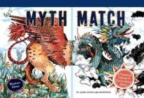 Myth Match Miniature: A Fantastical Flipbook of Extraordinary Beasts Cover Image