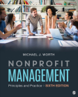 Nonprofit Management: Principles and Practice Cover Image
