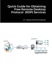Quick Guide for Obtaining Free Remote Desktop Protocol (RDP) Services Cover Image