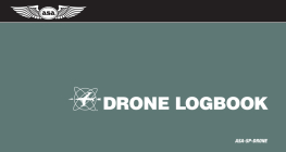 Drone Logbook Cover Image